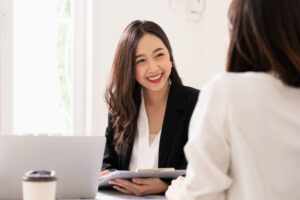 young networking when starting career