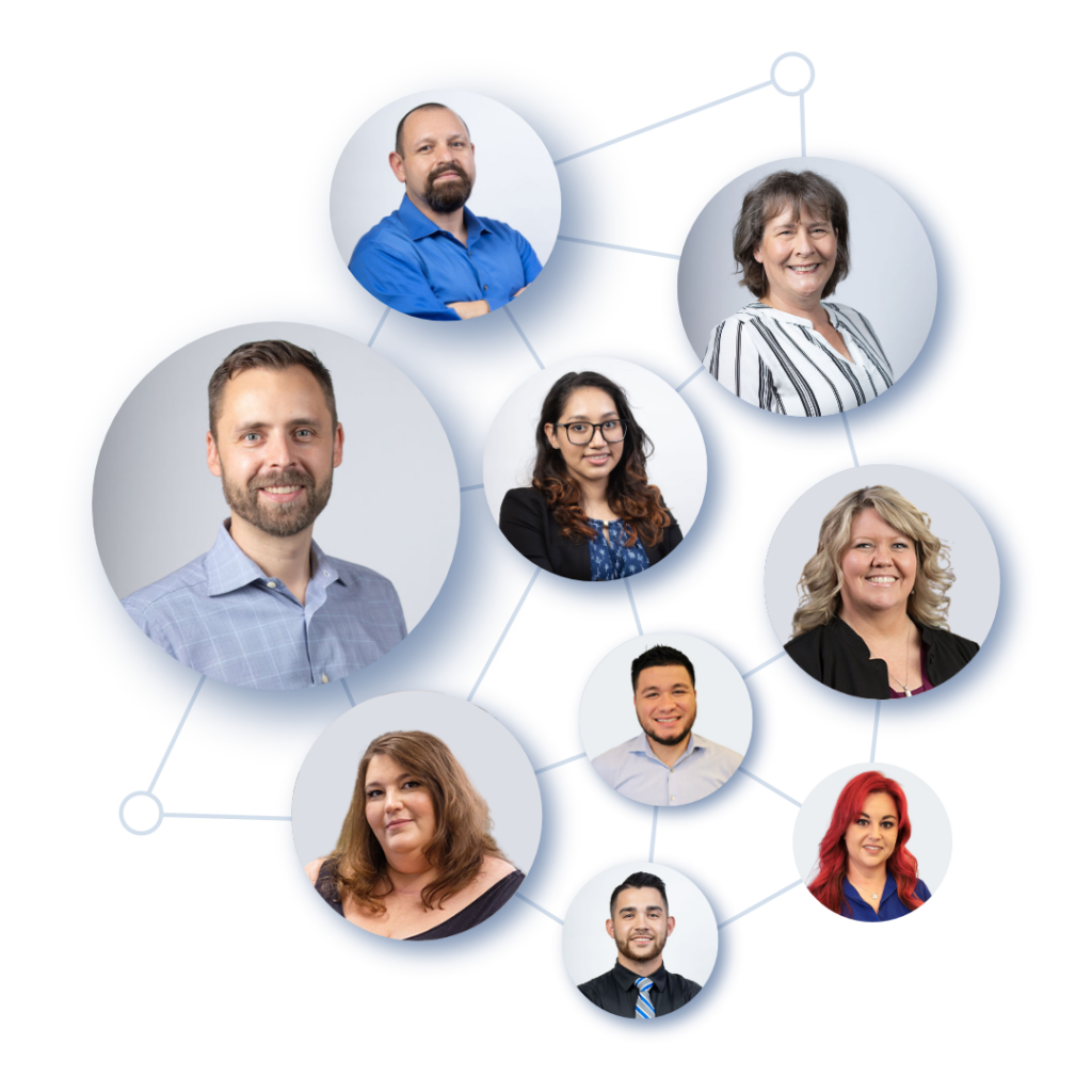 Pictures of Fresno CPA Team